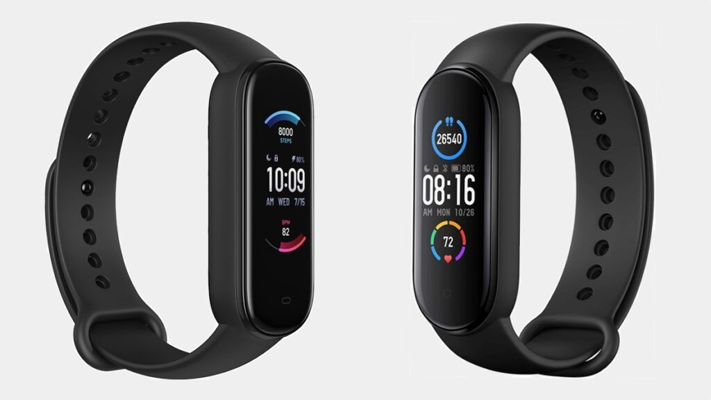 xiaomi MI, Mi band smartwatch, Mi band 5 for health,  smart band, best fitness tracking band, 7 Best Fitness Trackering Bands